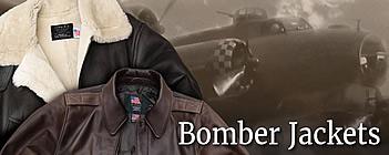 мужские кожаные бомберы MA-1