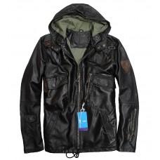 Миссия Невыполнима кожаная куртка Тома Круза